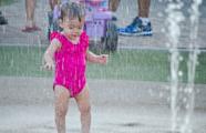 Phoenix Zoo Water Play Areas