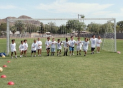 Active Moms AZ Blog invites you to sports camp with Hubbard Sports.