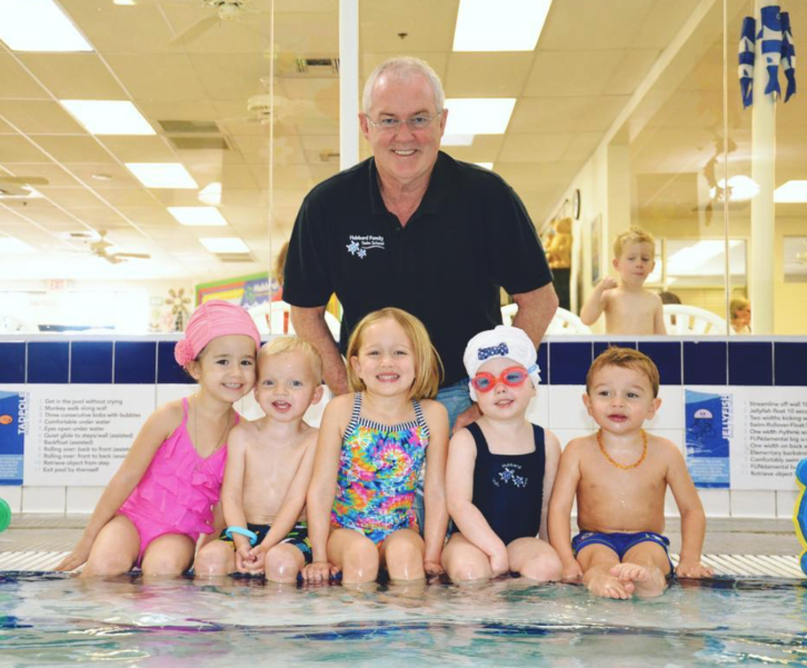 Active Moms AZ Blog supports year round swimming at Hubbard Swim School.
